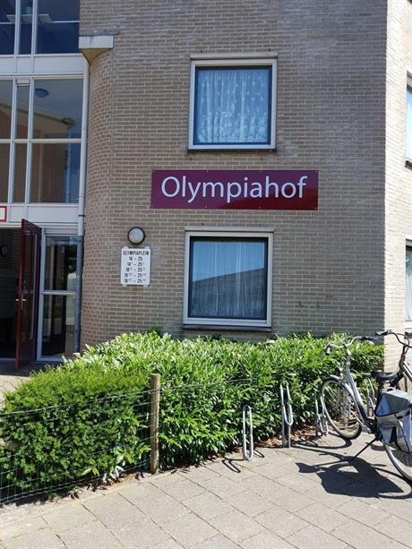 Nieuwe naam voor Olympiaplein Nieuw!